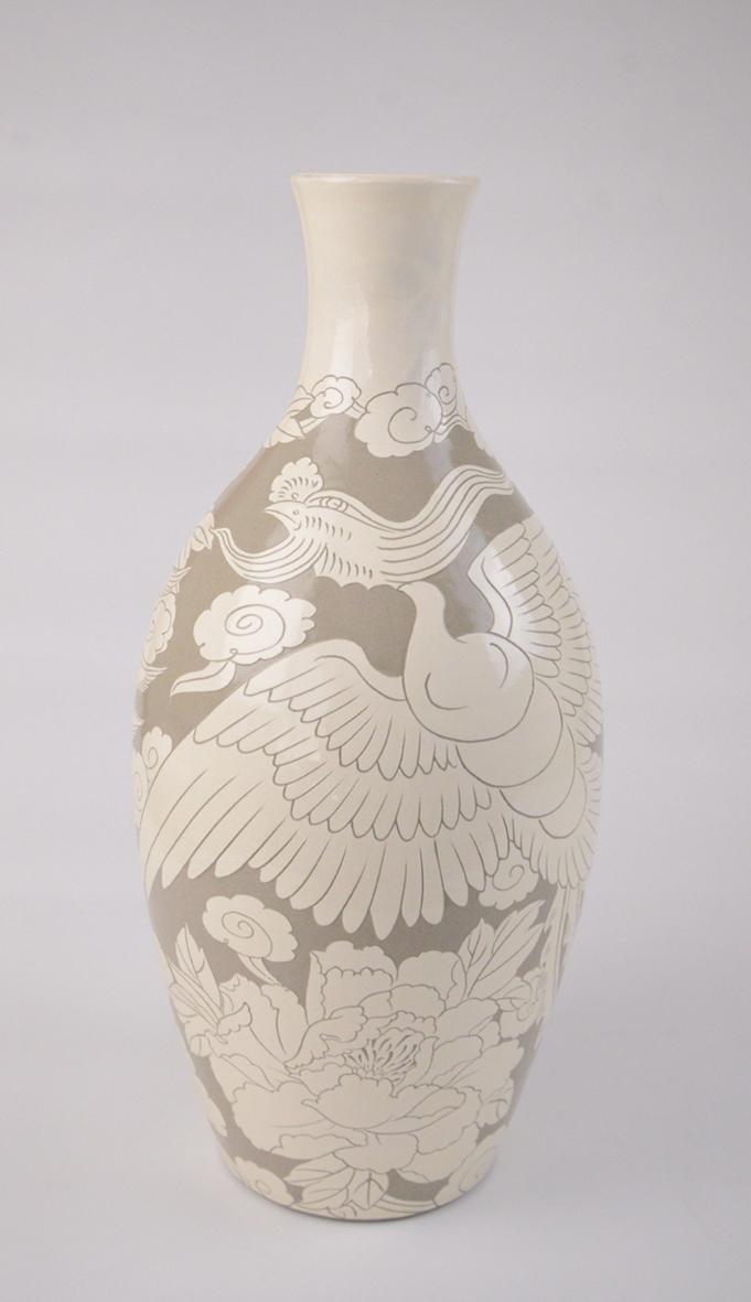 姚红川+如意瓶+43厘米x19厘米+陶瓷 (1)_副本.png